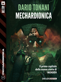 Mechardionica Book Cover