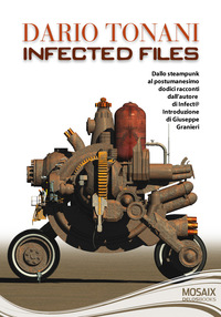 Infected Files Book Cover
