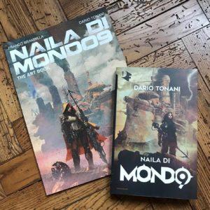 "Artbook ""Naila di Mondo9"""